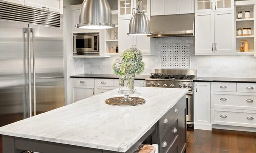 gallery-kitchen-island-slant-right-silver-lamps